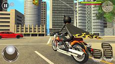 Bat Rope Hero Stickman Crime - Gangster Mafia Gameのおすすめ画像1