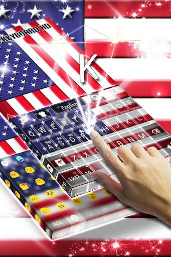 american keyboard hd screenshot 3