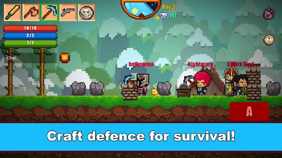 Pixel Überleben Spiel 2