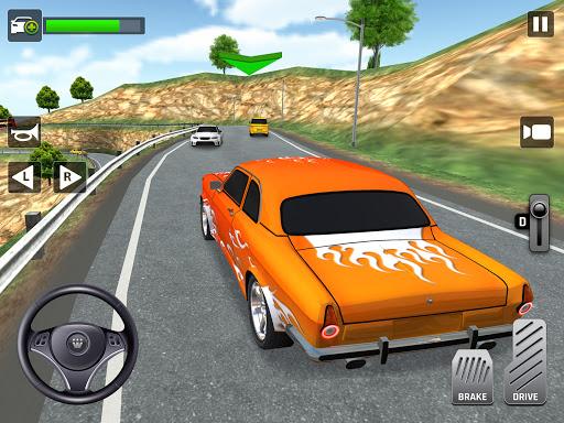 City Taxi Driving: Fun 3D Car Driver Simulator  Screenshots 16