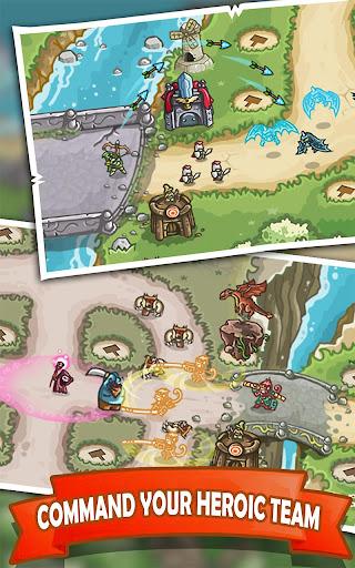 Kingdom Defense 2: Empire Warriors - Tower Defense  Screenshots 2