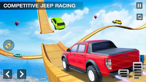 Mega Ramp Car Racing Stunts 3D - Stunt Car Games Latest screenshots 1