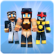 Skins for Minecraft PE - Androidアプリ
