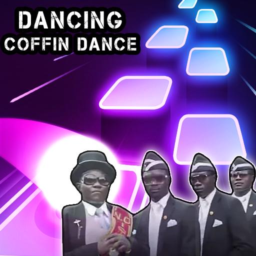 Astronomia dancing hop Coffin Dance