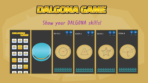 Dalgona Challenge : Make yours  screenshots 12
