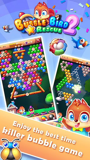 Bubble Bird Rescue 2 - Shoot! 3.1.9 screenshots 19