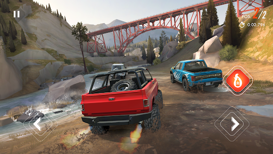 Rebel Racing (MOD APK, Activate Nitro/Frozen AI) v1.90.14282 3