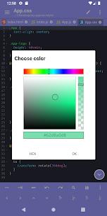 Acode – powerful code editor 2