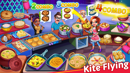 Cooking Express : Food Fever Cooking Chef Games screenshots 1