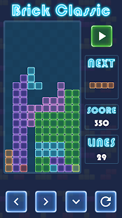 Brick Classic - Block Puzzle Game 🚧 Screenshot
