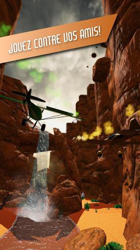Code Triche Danger Darrel | 3D Airplane Race Action Adventure APK MOD (Astuce) screenshots 2