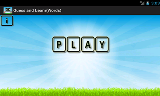 guess and learn(words) screenshot 2