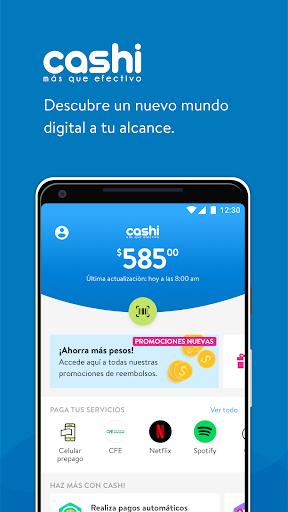 Walmart Cashi mu00e1s que efectivo Apkfinish screenshots 1