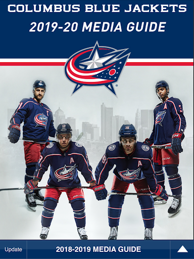 Columbus Blue Jackets Interactive Media Guide For PC Windows (7, 8, 10, 10X) & Mac Computer Image Number- 15