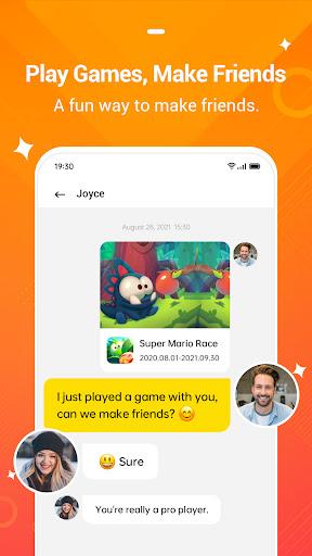 HeyFun - Play instant games & Meet new friends  screenshots 4