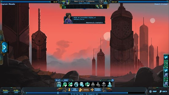 Star Traders: Frontiers Screenshot