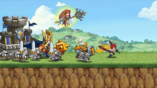 Download Kingdoms War MOD Apk 1.6.5.4 [Unlimited Money/Coins] 3