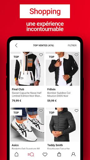La Boutique Officielle : Mode et chaussures modavailable screenshots 5