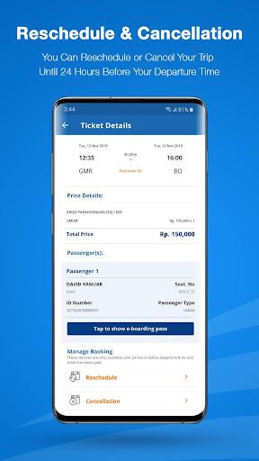 KAI Access: Train Booking, Reschedule, Cancelation apktram screenshots 3