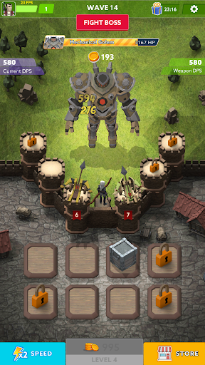 Idle Arrows apkmr screenshots 6