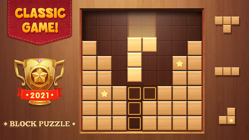 Wood Block Puzzle - Free Classic Brain Puzzle Game 1.5.3 screenshots 22