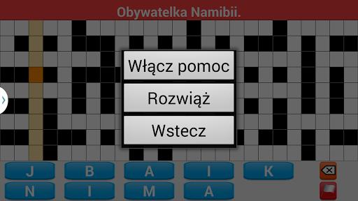 Krzyu017cu00f3wki po polsku  screenshots 6