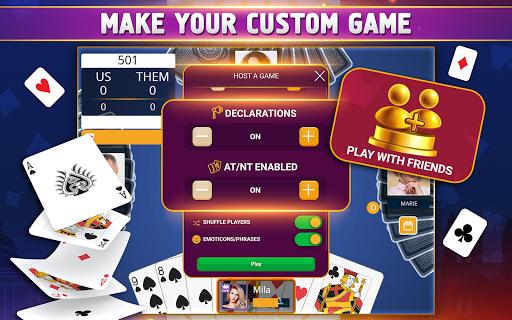 VIP Belote - French Belote Online Multiplayer Apkfinish screenshots 20