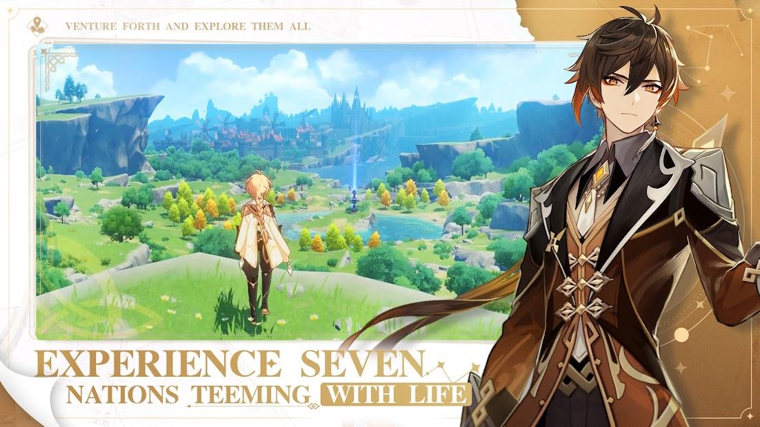 Screenshot - Genshin Impact