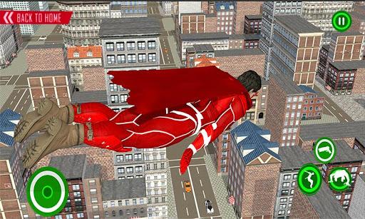 Super Flash Speed Star : Amazing Flying Speed Hero  screenshots 2