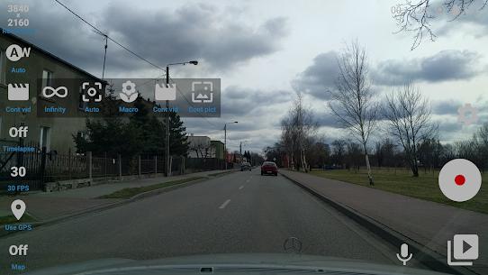 Car Camera Pro APK 4