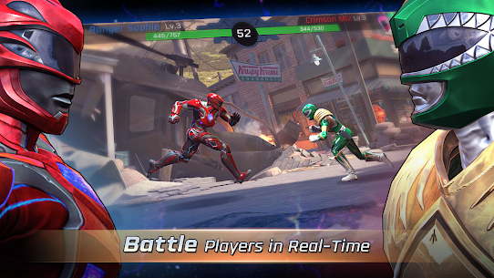 Power Rangers: Legacy Wars 1