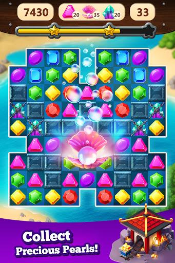 Jewel Rush - Free Match 3 & Puzzle Game 2.3.2 screenshots 4