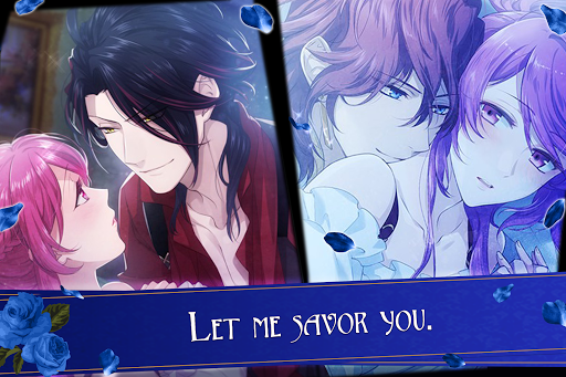 Blood in Roses - otome game / dating sim #shall we  screenshots 4
