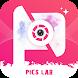 PicsLab - Free Photo Video Editor