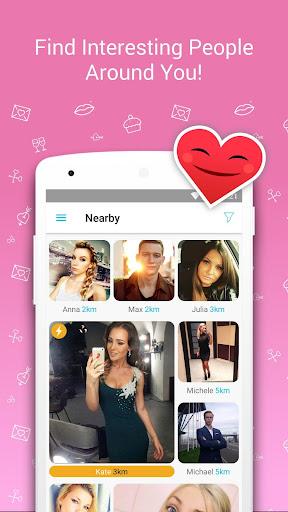 WannaMeet u2013u00a0Dating & Chat App 5.16.2 Screenshots 1