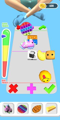Fidget Trading Master toys & Pop it ASMR Games 3.2 screenshots 5