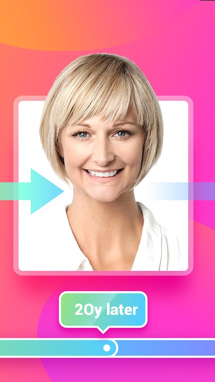 Fantastic Face – Aging Prediction, Face - gender  poster 1