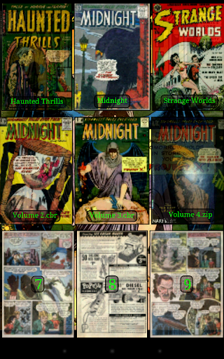 Challenger Comics Viewer 3.00.19.arm64-v8a Screenshots 22