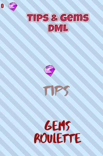 tips & gems for dml screenshot 1