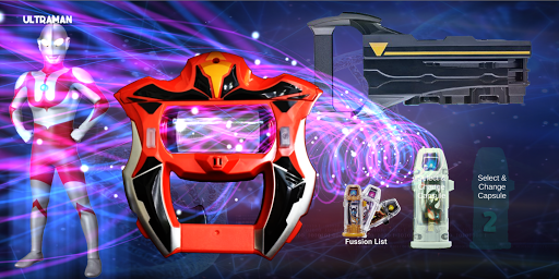 DX Ultraman Geed Riser Sim for Ultraman Geed 1.4 screenshots 1