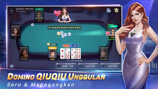 MVP Domino QiuQiu-KiuKiu 99 & Gaple & Slot online 1.2.5 screenshots 18
