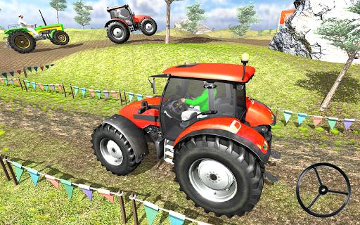 Tractor Racing Simulator Free Racing Game 2020 Apkfinish screenshots 5