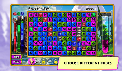 Cube Crash 2 Deluxe Free  screenshots 2