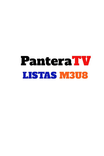 Foto do Pantera TV M3u8 Playlist