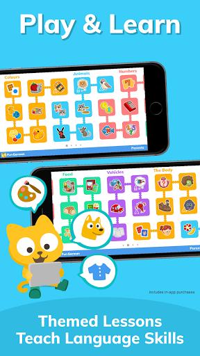 Studycat: Learn German for Kids apktram screenshots 11