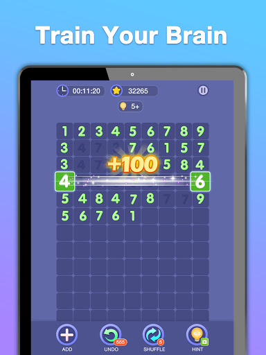 Match Ten - Number Puzzle android2mod screenshots 8