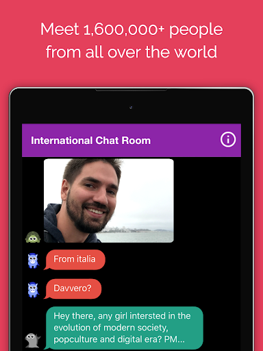 Anonymous Chat Rooms, Dating App 7.005 Screenshots 7