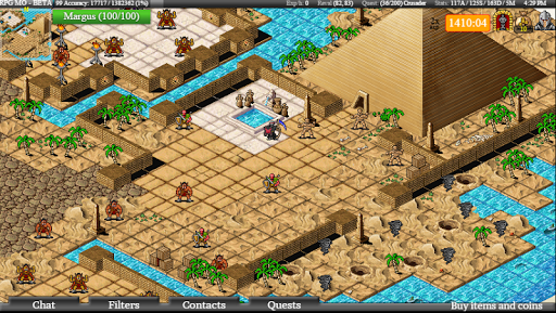 RPG MO - Sandbox MMORPG  screenshots 6