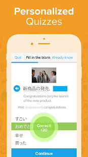 FluentU: Learn Languages with authentic videos 1.8.0(1.0.7) Screenshots 3