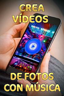 Hacer Videos De Fotos Con Musica y Escribir Guia 1.0 Screenshots 3
